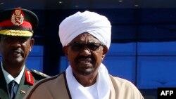 Shugaba Omar al-Bashir na Sudan