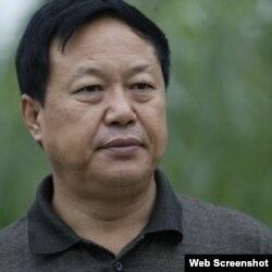 中國著名農民企業家孫大午(大午集團推特截圖)