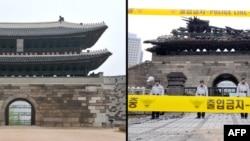 来自朝鲜半岛的最新图片