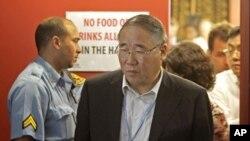 中国参加德班会议的谈判代表解振华