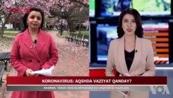 Vashingon-Toshkent #Coronavirus: MY5 kanalida