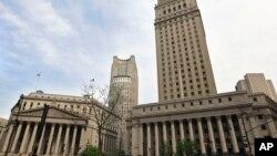 Федеральный суд в Манхэттене (архивное фото)