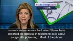 E-Cigarettes Cause a Rise in Calls to US Poison Centers