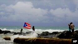 Uragan Dorian nije načinio veliku štetu u Portoriku
