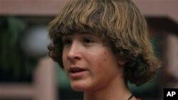 Американски тинејџер – рекордер во планинарење