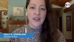 Holly K. Sonneland, gerente editorial senior de AS/COA Online