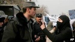 ادامۀ احتجاجات ضد ایران در افغانستان