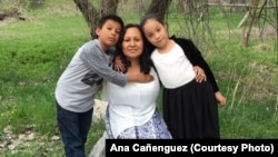Ana Cañenguez is an undocumented Central-American mother, immigrant and advocate. Cañenguez now lives with her family in Utah after eight years of separation and a difficult fight to stop her own deportation. She is the mother of seven children, including