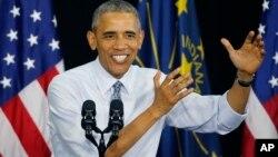 Shugaban Amiurka, Barack Obama