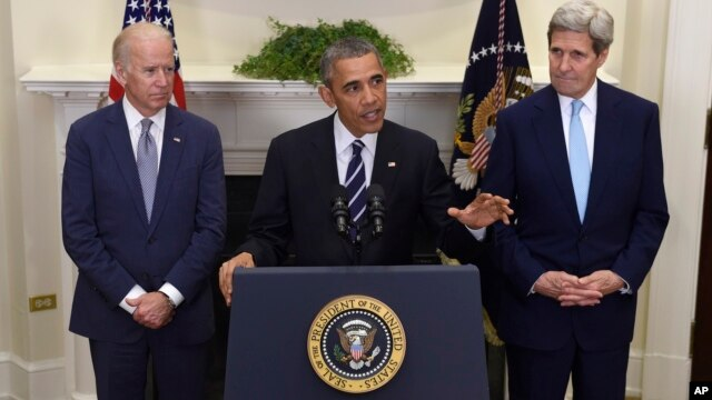 Obama rechaza oleoducto Keystone XL