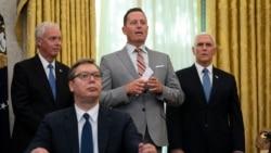 美國政府政策立場社論:塞爾維亞與科索沃達成歷史性協議