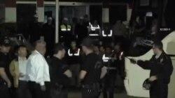 اعتراضات در پی حادثه معدن سوما در ترکيه