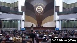 شورای ملی افغانستان پس از تعطیلات زمستانی امروز از سوی رئیس جمهور غنی افتتاح شد.