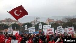 Alîgirên Erdogan li pêş dadgehê