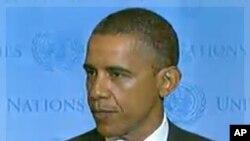 Khudbaddii Obama iyo Arrinta reer Falastiin