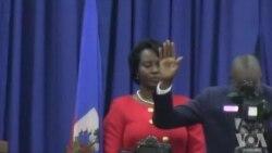 Prestasyon Sèman nouvo Prezidan Ayiti a, Jovenel Moise, 7 fevriye 2017