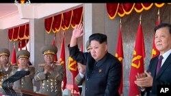 Lãnh tụ Bắc Triều Tiên Kim Jong Un. Triển vọng nối lại các cuộc đàm phán với Bắc Triều Tiên tăng cao nhờ thái độ hòa dịu của Bình Nhưỡng.