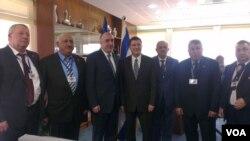 Xarici işlər naziri Elmar Məmmədyarov İsrail Knessetinin sədri Yuli Edelşteyn ilə görüşüb