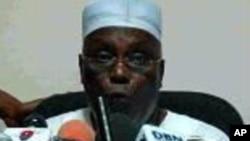 Alhaji Atiku Abubakar.