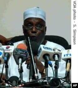Former Nigerian Vice President Atiku Abubakar