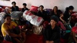 ရွမ္းေျမာက္ တိုက္ပြဲတြင္း အရပ္သားေတြကို အကာကြယ္ေပးဖို႔ HRW ေတာင္းဆို