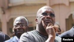 Roch Marc Christian Kabore, président du Burkina