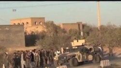 2013-09-13 美國之音視頻新聞: 阿富汗激進分子襲擊美國領事館三人死亡