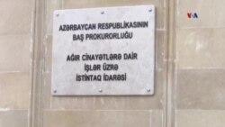 Jurnalist Şahvələd Çobanoğlu prokurorluqda dindirilib