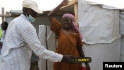 Ma'aikatan Kiwon Lafiya a Nijar
