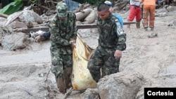 Este será recordado como uno de los peores desastres naturales en la historia reciente de país, aunque la nación andina vivó catástrofes medioambientales aún más destructivas.
