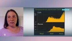 Молекулярный биолог: я опасаюсь второй вспышки коронавируса в Москве