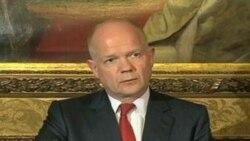 Crisis diplomática entre Ecuador e Inglaterra por asilo a Julian Assange