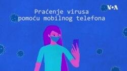 Kako radi aplikacija za digitalno praćenje virusa