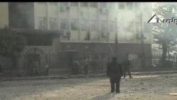2011-12-16 粵語新聞: 開羅抗議者與憲兵衝突