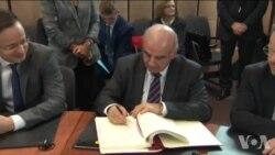 欧盟与古巴签署关系正常化协议