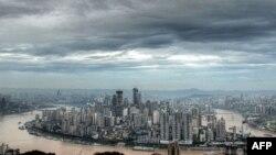 Город Чунцин (архивное фото)