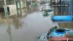Video Footage of Hurricane Matthew's aftermath in Haiti