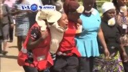 VOA60 AFIRKA: Gudunmuwar Jini a Garissa Kenya, Afrilu 7, 2015