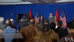 彭斯:美国要不遗余力地铲除恐怖主义