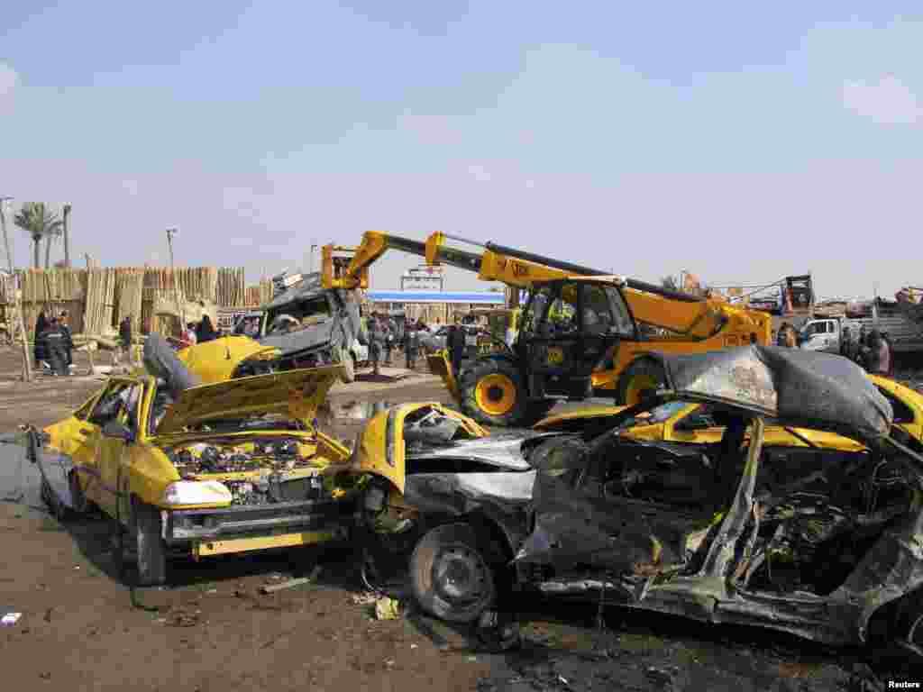 Kadhimiya, Irak, 8 Şubat 2013