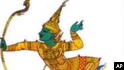 สัมภาษณ์ รศ.ธัญญรัตน์ จันทร์ปลั่ง ผู้ควบคุมคณะนาฏศิลป์ไทย มาแสดงในอเมริกา