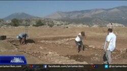 Gërmimet arkeologjike në Luginën e Drinos