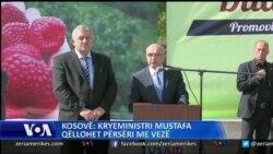 Kryeministri Mustafa goditet me vezë