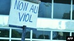 Протест проти насильства в районах, захоплених туарегами та ісламістами