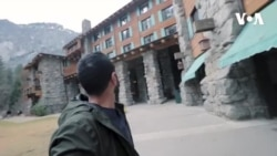Yosemitenin ən qədim oteli