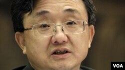 中國副外長劉振民(資料照片)。