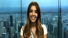Elizabeta Ivezaj, Miss Miçigani konkurron për Miss USA