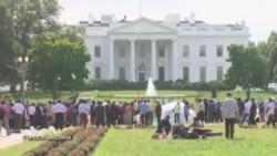 Инцидент с проникновением в Белый дом: реакция общества и законодателей