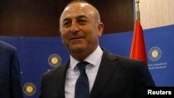 Министр иностранных дел Турции Мевлут Кавусоглу (архивное фото)