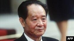Ông Hồ Diệu Bang, hình chụp ngày 16/06/1986.